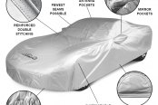 Coverking® - Silverguard™ Car Cover Features