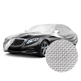 Coverking® - Silverguard Plus ™ Custom Silver Car Cover