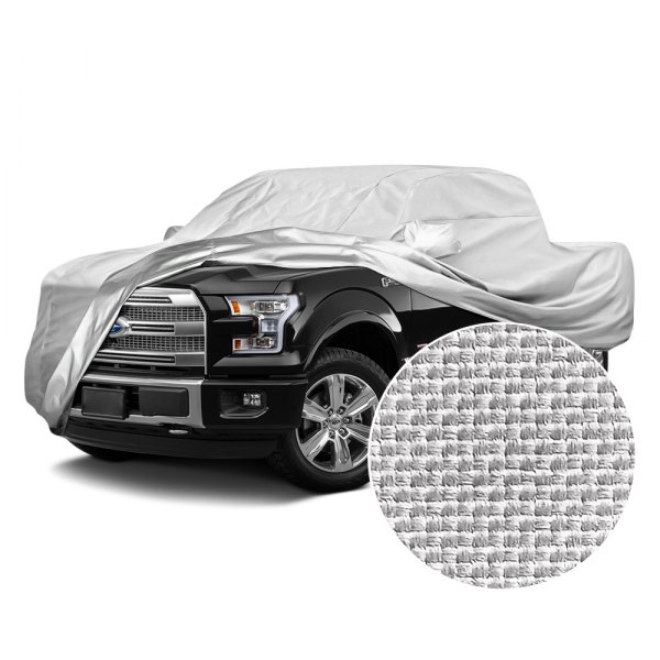Coverking® - Silverguard Plus™ Silver Custom Car Cover