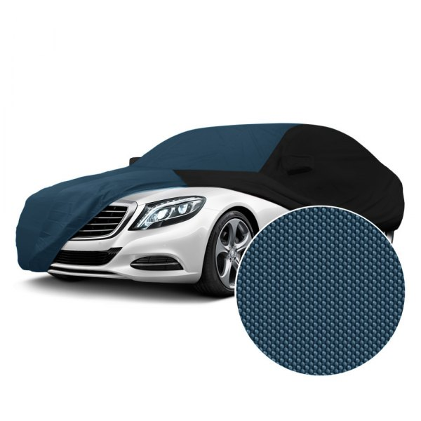 Coverking® - Stormproof™ Blue with Black Custom Car Cover