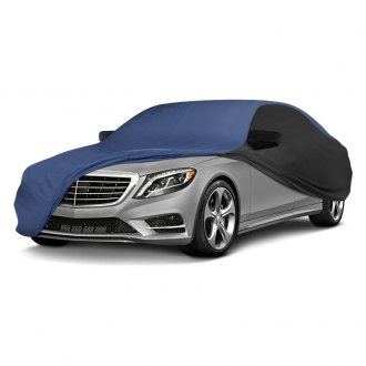 Coverking® - Stormproof™ Custom Blue Car Cover with Black Sides