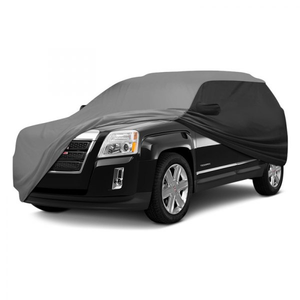 Coverking® - Stormproof ™ Custom Gray with Black Car Cover