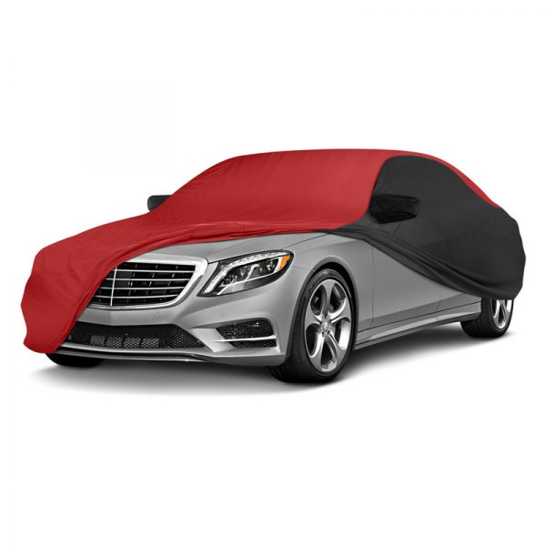 Coverking® - Stormproof ™ Custom Red with Black Car Cover