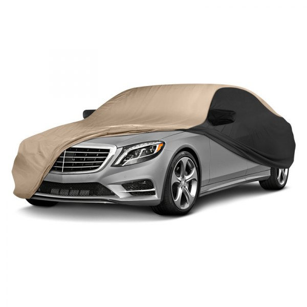 Coverking® - Stormproof ™ Custom Tan with Black Car Cover