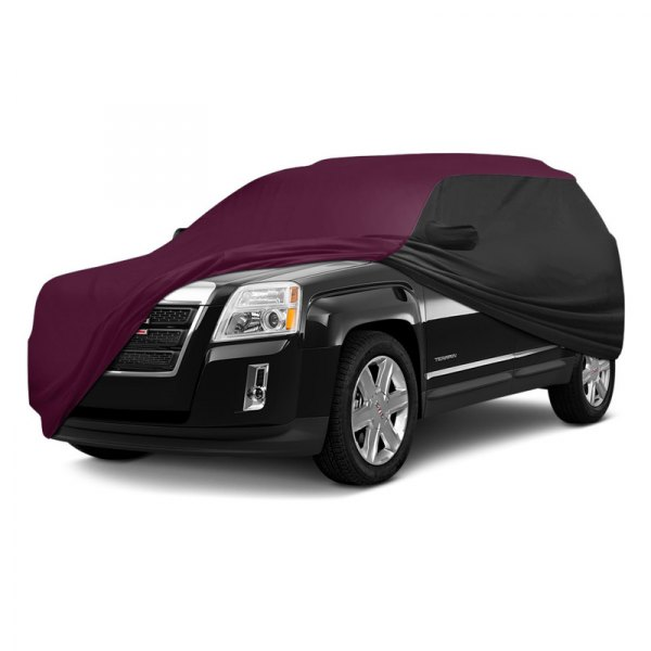 Coverking® - Stormproof ™ Custom Wine with Black Car Cover