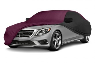 Coverking® CVC3SP290NS7515 - Stormproof™ Custom Wine Car Cover with Black Sides