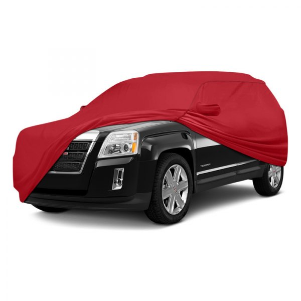 Coverking® - Stormproof ™ Custom Red Car Cover