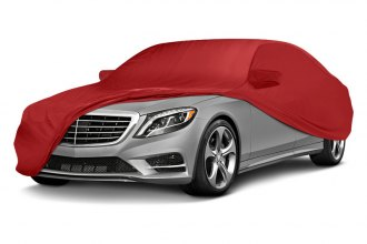 Coverking® CVC3SP94CD2004 - Stormproof™ Custom Red Car Cover