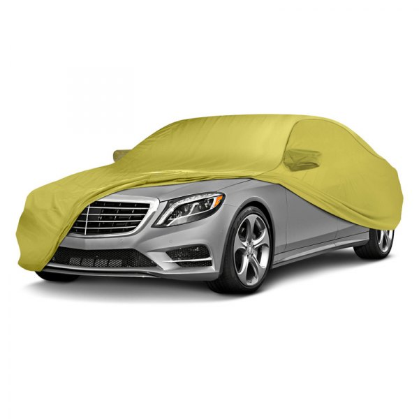 Coverking® - Stormproof ™ Custom Yellow Car Cover