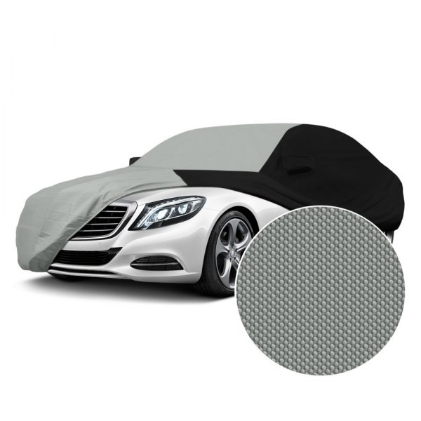 Coverking® - Stormproof™ Gray with Black Custom Car Cover
