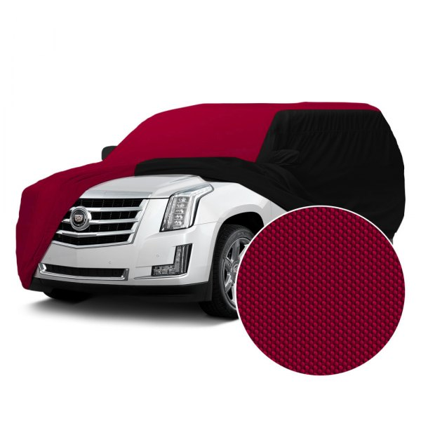 Coverking® - Stormproof™ Red with Black Custom Car Cover
