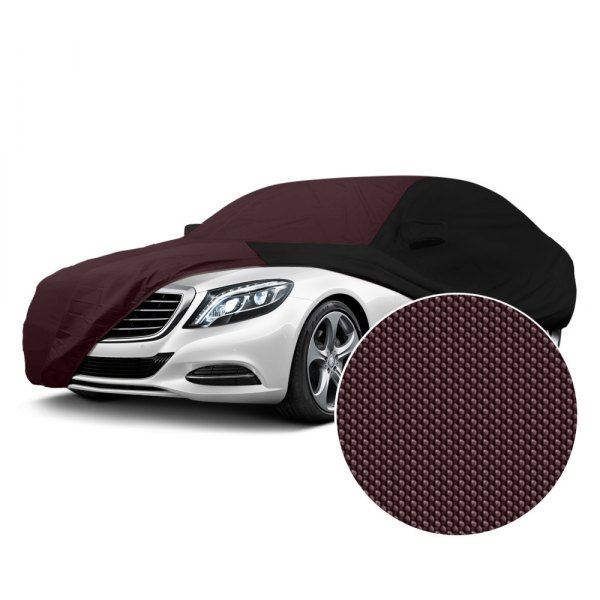 Coverking® - Stormproof™ Wine with Black Custom Car Cover