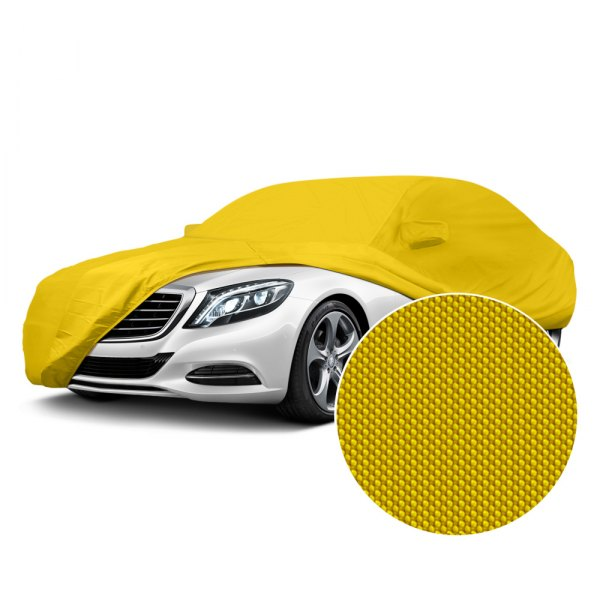 Coverking® - Stormproof™ Yellow Custom Car Cover