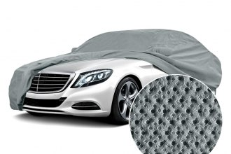 Image may not reflect your exact vehicle! Coverking® - Triguard™ Custom Gray Car Cover