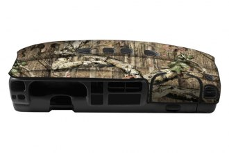 Coverking® - Mossy Oak™ Velour Break Up Infinity Custom Dash Cover