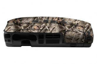 Coverking® - Realtree™ Velour Hardwoods Custom Dash Cover