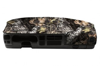 Coverking® - Designer Velour Mossy Oak Break Up Custom Dash Cover