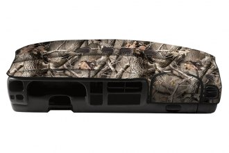 Coverking® - Designer Velour Realtree Hardwoods Custom Dash Cover