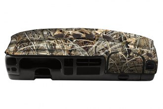 Coverking® - Designer Velour Realtree Max-4 Custom Dash Cover