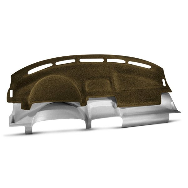 Coverking® - Beige Molded Carpet Custom Dash Cover