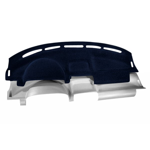 Coverking® - Dark Blue Molded Carpet Custom Dash Cover