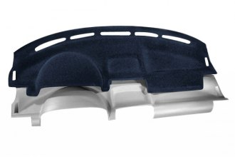 Coverking® - Medium Blue Molded Carpet Custom Dash Cover