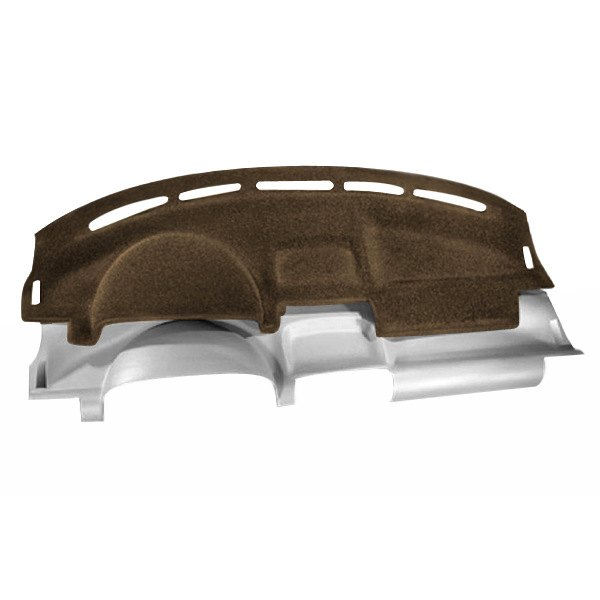 Coverking® - Molded Carpet Tan Custom Dash Cover