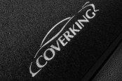 Image may not reflect your exact vehicle! Coverking® - Example of Dash Covers Logo