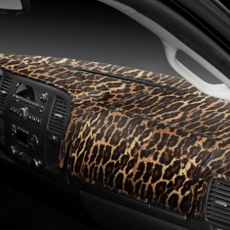 Coverking® - Designer Velour Custom Dash Cover