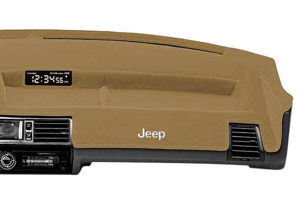 Coverking® - Embroidery Jeep Logo