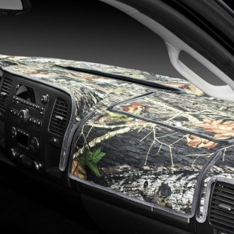 Coverking® - Mossy Oak™ Velour Custom Dash Cover
