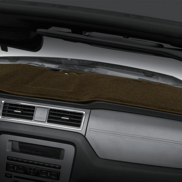 Coverking® - Brown Polycarpet Custom Dash Cover