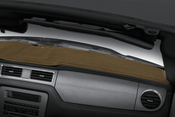 Coverking® - Caramel Polycarpet Custom Dash Cover