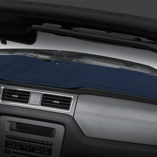 Coverking® - Polycarpet Dark Blue Custom Dash Cover