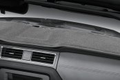 Coverking® - Gray Polycarpet Custom Dash Cover