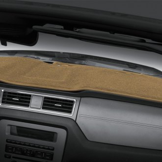 Coverking® - Polycarpet Tan Custom Dash Cover