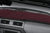 Coverking® - Wine Polycarpet Custom Dash Cover