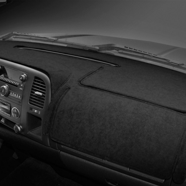 Coverking® - Black Suede Custom Dash Cover