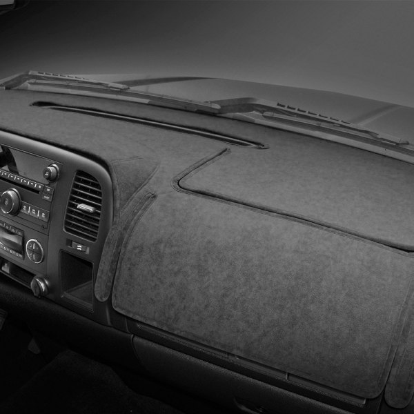 Coverking® - Suede Charcoal Custom Dash Cover