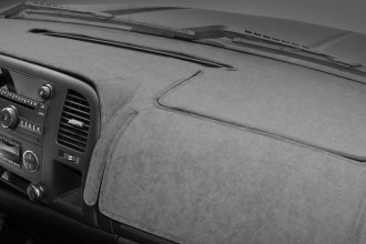 Coverking® - Suede Gray Custom Dash Cover