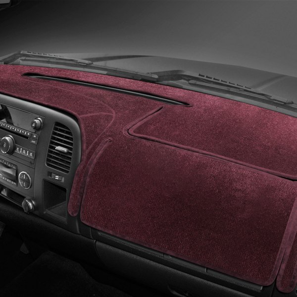 Coverking® - Velour Wine Custom Dash Cover