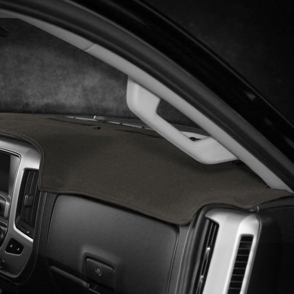 Coverking® - Molded Carpet Charcoal Custom Dash Cover