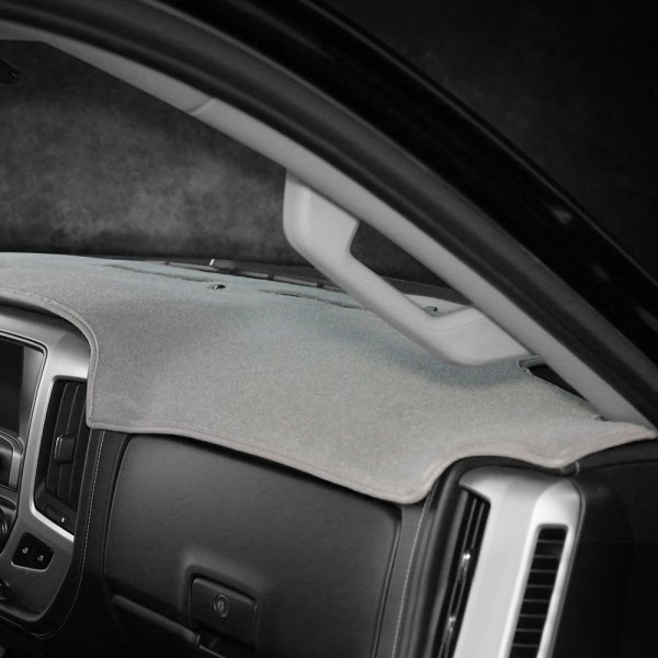 Molded Carpet Gray Coverking Custom Fit Dashcovers for Select Ford F-Series Models