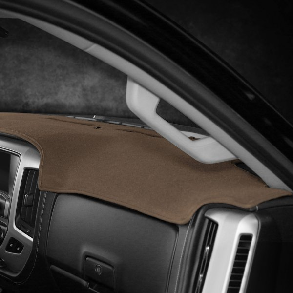 Coverking® - Molded Carpet Taupe Custom Dash Cover