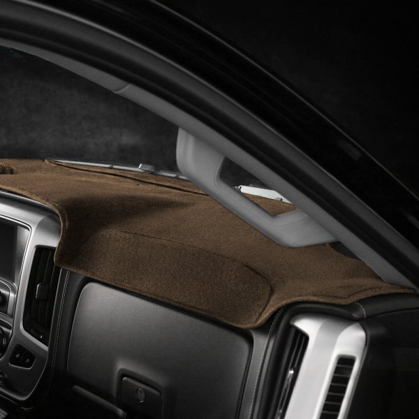 Coverking® - Polycarpet Taupe Custom Dash Cover