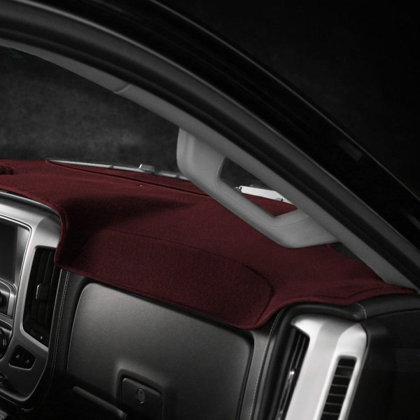 Coverking® - Polycarpet Wine Custom Dash Cover