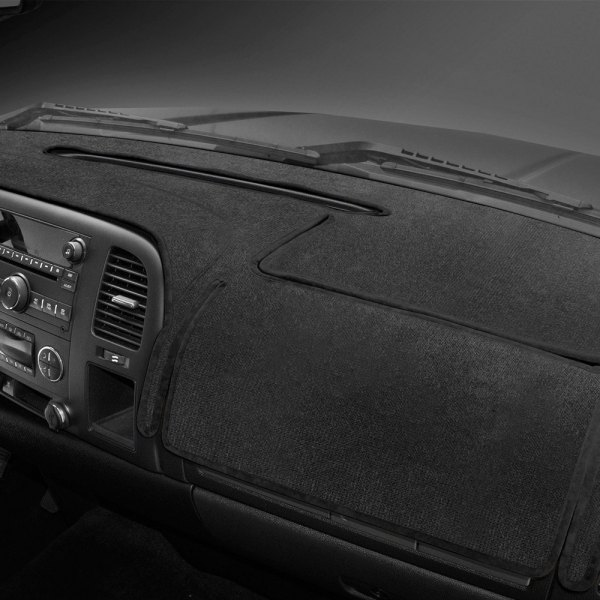 Coverking® - Velour Charcoal Custom Dash Cover