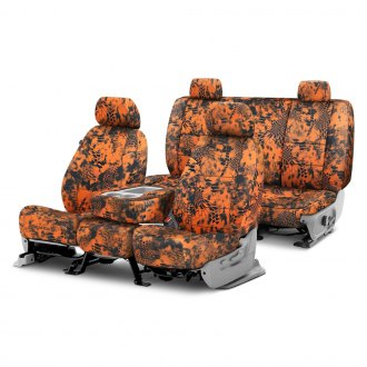 Coverking® - Kryptek™ Neosupreme Camo Custom Seat Covers