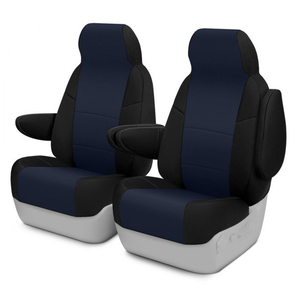 Coverking Csc2a9ma9381 Neosupreme 1st Row Black Navy