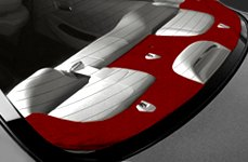 Coverking® - Custom Rear Deck Cover